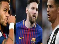 Top 10 cầu thủ kiếm tiền khủng nhất giới bóng đá trong năm 2019: Messi bỏ xa Ronaldo và Neymar