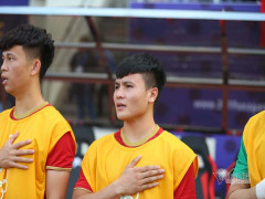 HLV Park Hang Seo báo tin cực vui về Quang Hải