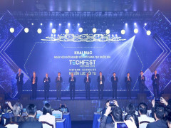 Khai mạc Techfest Việt Nam 2019