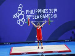 Nhật ký SEA Games 30 ngày 4/12: Nguyễn Thị Vân giành HCB cử tạ