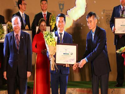 AmWay Việt Nam lần thứ tư liên tiếp được bình chọn top 100 doanh nghiệp phát triển bền vững tại Việt