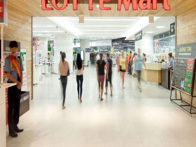 Đại gia bán lẻ Hàn đổ đến Việt Nam