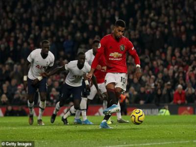 MU đánh bại Tottenham trong ngày tái ngộ Mourinho