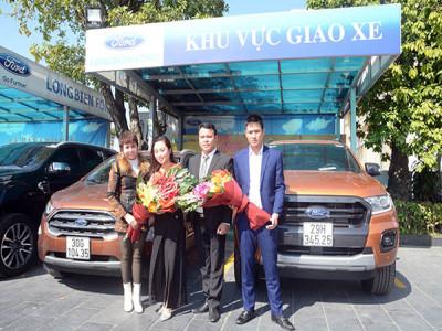 Công ty Sơn Japan Paint trao tặng xe ô tô cho nhà phân phối