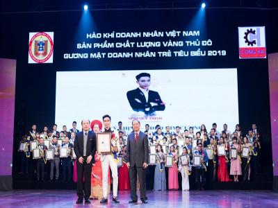 Doanh nhân trẻ Ninh Quý Thịnh: Luôn hành động quyết liệt để hiện thực hóa giấc mơ của mình
