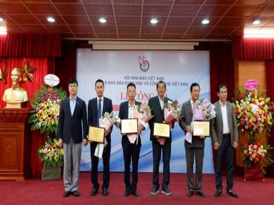 Vinh danh 2 giải pháp công nghệ của VNPT tại Top 10 sự kiện KHCN nổi bật năm 2019