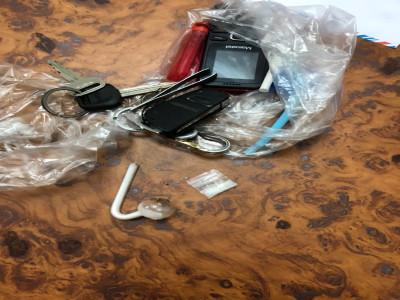 Quảng Ninh: CSGT phát hiện chặn giữ đối tượng tàng trữ ma túy