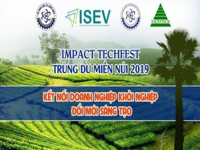 Impact Techfest - Ngày hội kết nối Hệ sinh thái khởi nghiệp ĐMST khu vực trung du miền núi phía Bắc