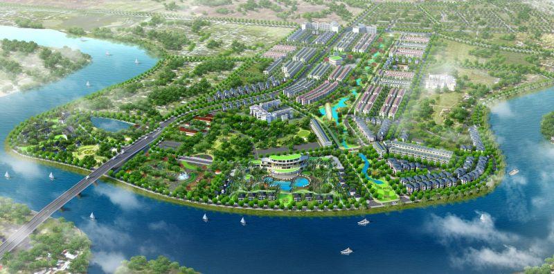 """BĐS cuối năm: """"Chọn mặt gửi vàng"""" vào dự án River Silk City – Sông Xanh"""