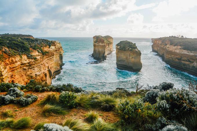 Great Ocean Road - cung đường biển ấn tượng ở Australia