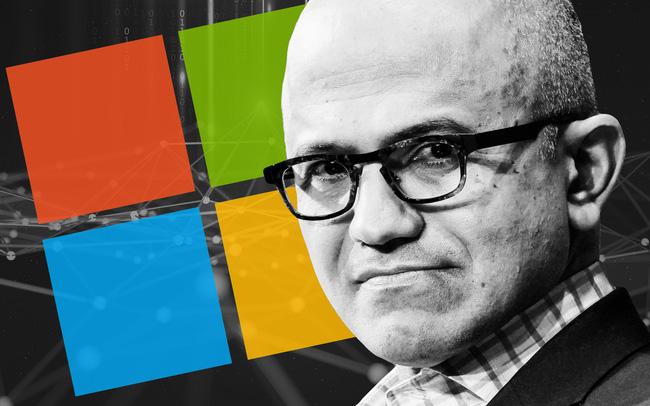 """Financial Times vinh danh CEO của Microsoft là """"Nhân vật của năm"""""""