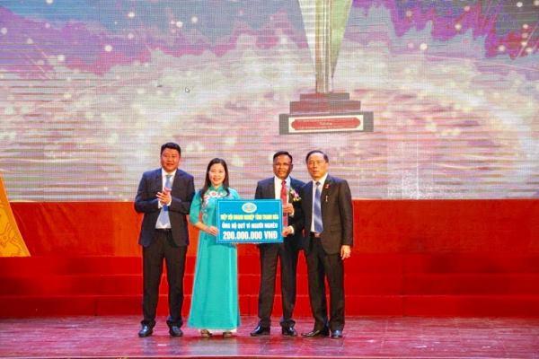 Hiệp hội Doanh nghiệp tỉnh Thanh Hóa: Tiếp tục phát huy sức mạnh, đoàn kiết của doanh nghiệp
