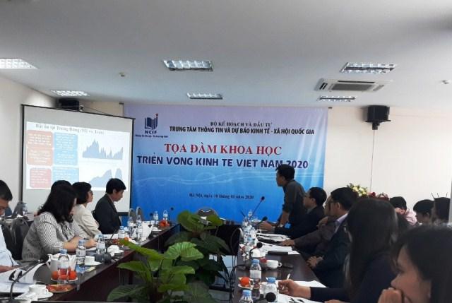 NCIF dự báo tăng trưởng GDP Việt Nam 7,01% năm 2020