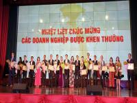 Thành phố Hải Phòng gặp gỡ và khen thưởng các doanh nghiệp