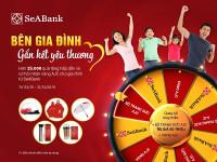 SeABank chúc mừng khách hàng trúng thưởng bộ trang sức vàng trị giá 80 triệu đồng