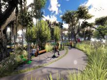 TP HCM: Ra mắt tòa HR3 Eco Green Saigon - Tòa căn hộ giữa lòng công viên