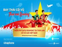 VinaPhone miễn phí Data Roaming tại Thái Lan