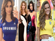 Từ siêu mẫu Victoria's Secret tới ca sĩ giàu nhất thế giới
