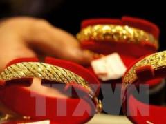 Giá vàng châu Á giảm trước sự lạc quan về thỏa thuận thương mại Mỹ-Trung