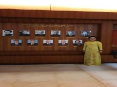Doanh nhân Trần Thị Thùy Trang vinh dự nhận giải Doanh nhân văn hóa – nữ tướng thời bình