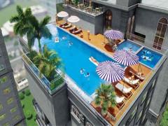 Mở bán tòa tháp đẹp nhất dự án Paris Hoàng Kim