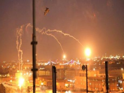 Căng thẳng Mỹ- Iran: Iran phóng tên lửa vào 2 cơ sở quân sự của Mỹ