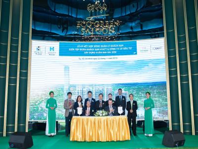 TP HCM: Xuân Mai Sài Gòn và Hyatt Hotels hợp tác ra mắt khách sạn quốc tế
