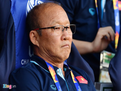 HLV Park: 'Chúng tôi sẽ nỗ lực để thắng U23 Triều Tiên'