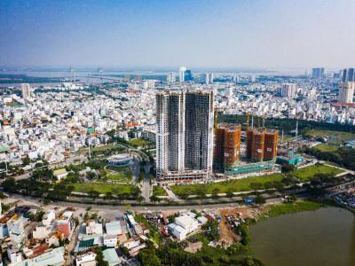 TP HCM: Ấn tượng với tiến độ xây dựng tại Eco Green Saigon