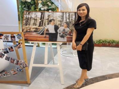 Cô gái có cơ hội thoát nghèo nhờ kinh doanh online mỹ phẩm