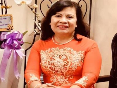 Doanh nhân Đặng Thị Hồng Hải: Niềm tin giúp tôi vững vàng trước sóng gió
