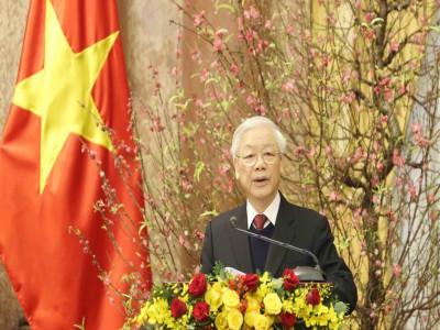 Tổng Bí thư, Chủ tịch nước Nguyễn Phú Trọng: Kinh tế tăng trưởng nhanh chưa từng có
