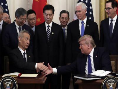 Trung Quốc 'chịu nhịn' gì trong thỏa thuận vừa ký với Mỹ?
