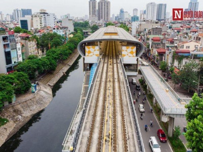 """Vì sao dự án đường sắt trên cao Cát Linh – Hà Đông vẫn chưa thể """"về đích"""" trong năm 2019?"""
