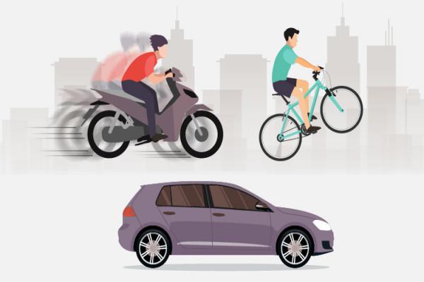 Các lỗi vi phạm giao thông bị tịch thu phương tiện