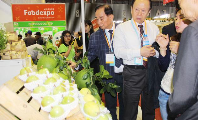 Chuyển cách đưa nông sản sang Trung Quốc