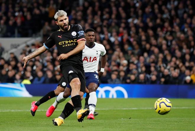 Son Heung-min tỏa sáng, Tottenham thắng Man City 2-0