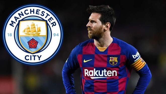 Barca đại loạn, Man City tranh thủ gây sốc với Messi