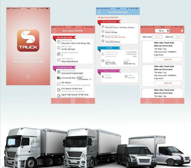 Smart Truck bà đỡ cho vận tải hàng hóa