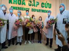 Hôm nay (18/2) sẽ có 6 bệnh nhân nhiễm Covid -19 ra viện