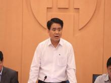 Chủ tịch Hà Nội: Đây là giai đoạn cao điểm, nguy cơ nhất với thành phố