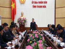 Thanh Hóa: Phòng  chống dịch nCoV khẩn cấp cho các doanh nghiệp có sử dụng lao động nước ngoài