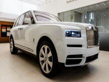 Rolls-Royce Cullinan - SUV cho giới siêu giàu Việt