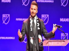 Trở ngại của siêu sao Beckham trên con đường trở thành ông bầu bóng đá