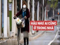 Từ tâm dịch Vũ Hán: Cuộc sống đảo lộn, người dân như mất hoàn toàn khái niệm về thời gian
