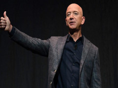 Tỷ phú Jeff Bezos chi 10 tỷ USD cho cuộc chiến giải cứu Trái đất