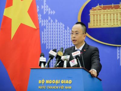 Việt Nam lên tiếng việc Mỹ đưa khỏi danh sách 'quốc gia đang phát triển'