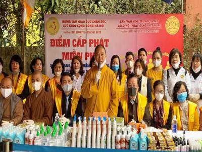 Ban Văn hóa Trung ương GHPG VN chung tay bảo vệ sức khoẻ cộng đồng