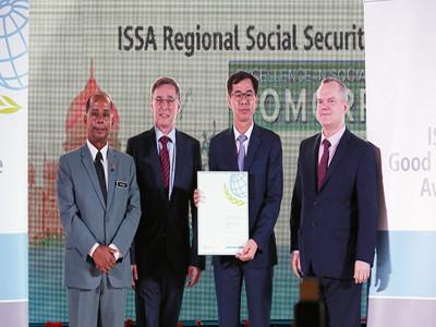 Tổng Thư ký Hiệp hội an sinh xã hội quốc tế thăm và làm việc tại BHXH Việt Nam