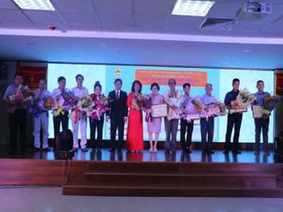 Công ty TNHH MTV Xổ số kiến thiết Tp Hồ Chí Minh: Phấn đấu thực hiện tổng doanh thu 10.288,23 tỷ đồn